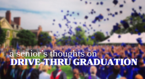 "While a ""drive-thru graduation"" may be a necessary solution down the road, it should never immediately pose as a replacement for the traditional one — because it"