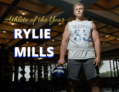 The Forest Scout Male Athlete of the Year 2020: Rylie Mills