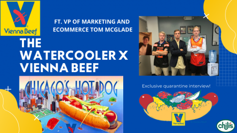 The Watercooler: Interview with Vienna Beef Executive Tom McGlade