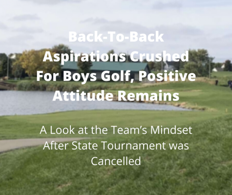 Boys Golf Team Tees Off, Takes Mulligan On Back-To-Back State Championships