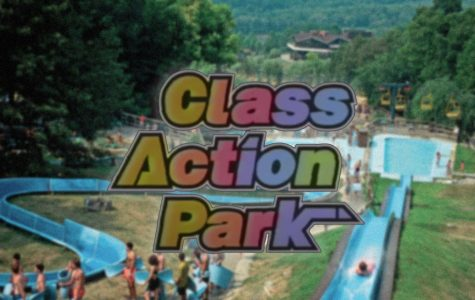 'Class Action Park' is a triumph in responsible storytelling, as it delicately blends scrutiny and ridicule of its subject matter.  (Graphic: Peter Elliott)