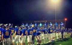Delay of Game: Football Team Stays Motivated Despite Season Shift