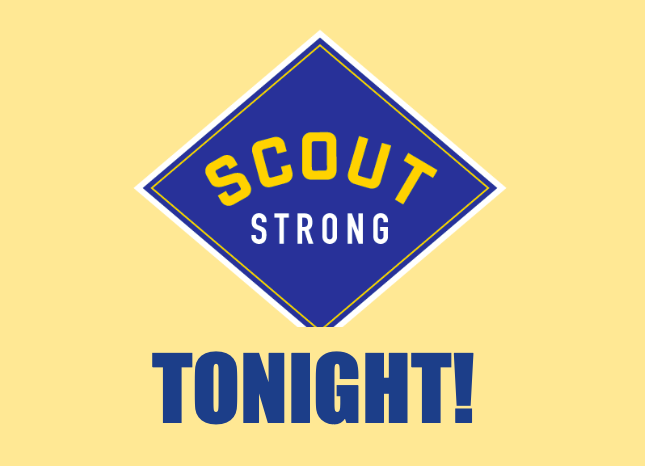 Upcoming: 'Scout Strong' Event Debuts Tonight