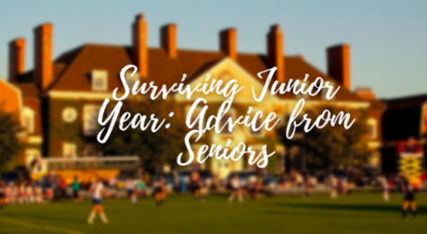 Surviving Junior Year: Advice from Seniors