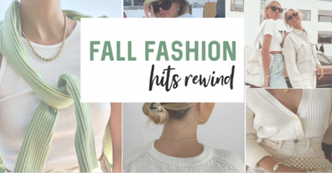 Fall Fashion Hits Rewind