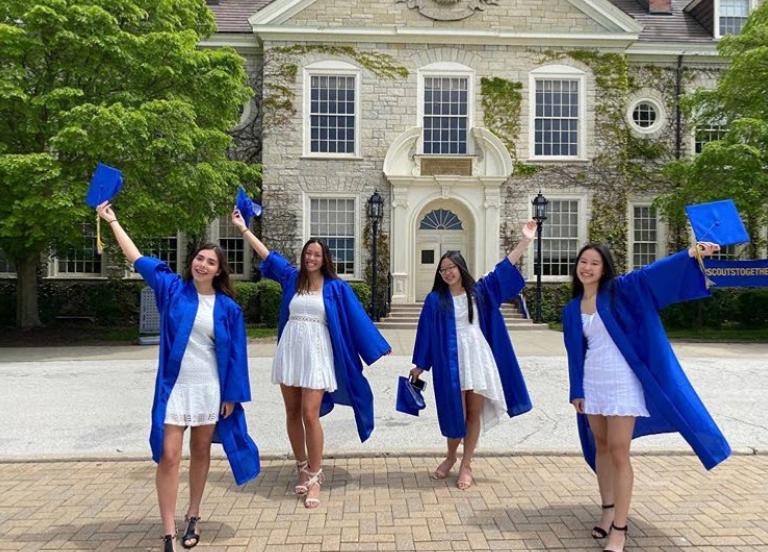 Four+LFHS+Alumni+Create+College+Application+Help+Service