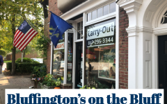 Bluffington's on the Bluff