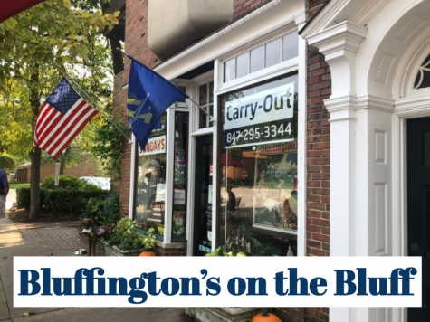 Bluffington's on the Bluff