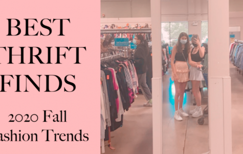 Thrift Shopping: Fall Finds