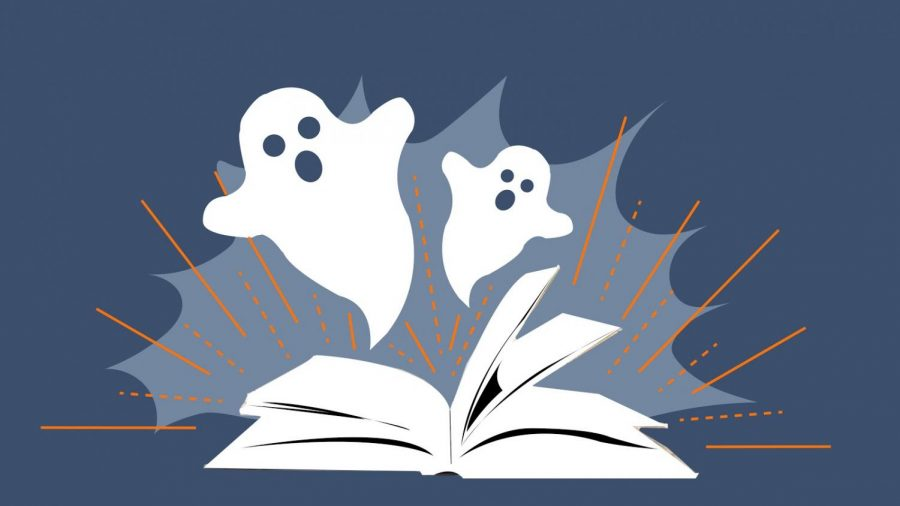 Ghost stories with LFHS staff