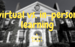 Upperclassmen Opinions: In-Person Vs. Remote Learning