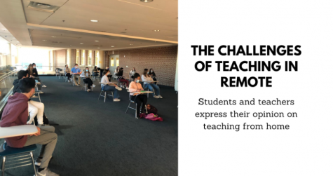 The Challenges of Teaching Remotely