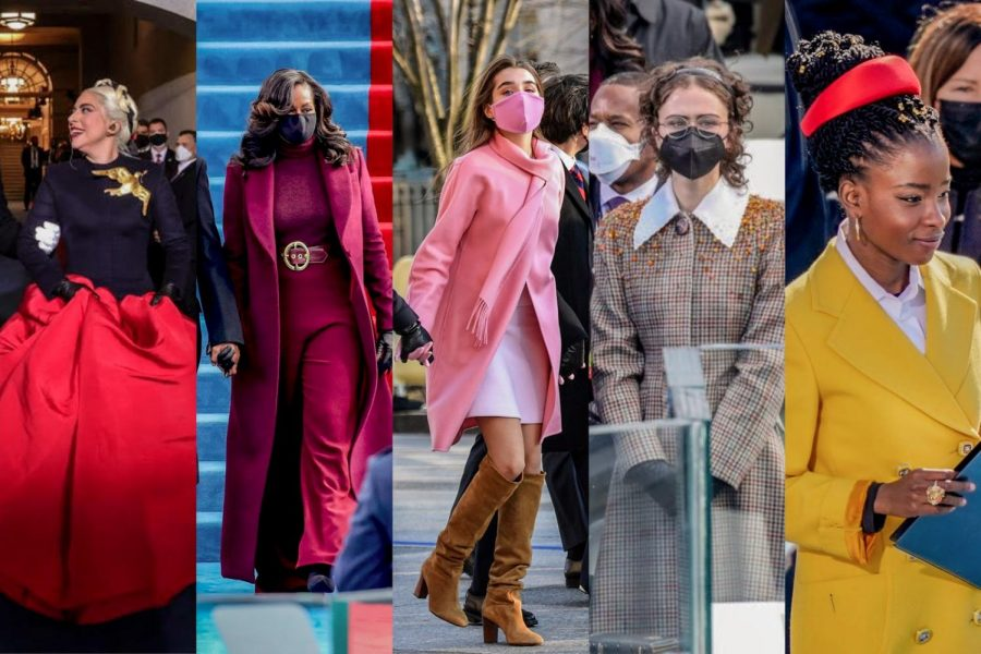 Top 10 Inaugural Fashion Moments