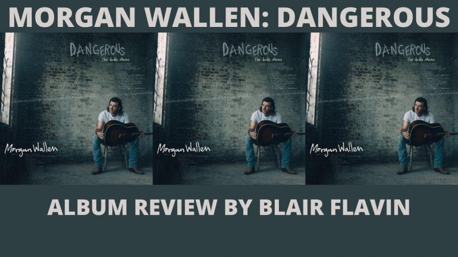 Morgan Wallen breaks records with 'Dangerous'