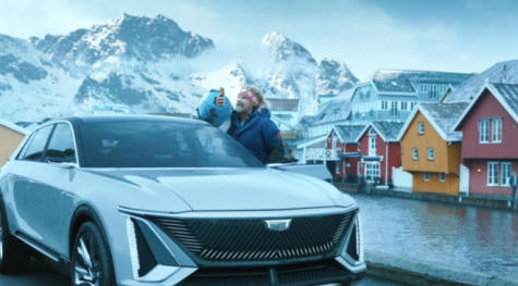 Super Bowl LV General Motors Commercial