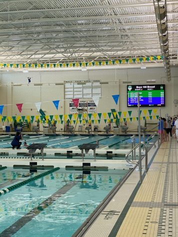 Touch the Wall: Boys Swim Team Prepared to Close Out Short Season
