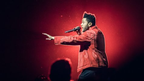 The Weeknd at Oslo Spektrum 2017