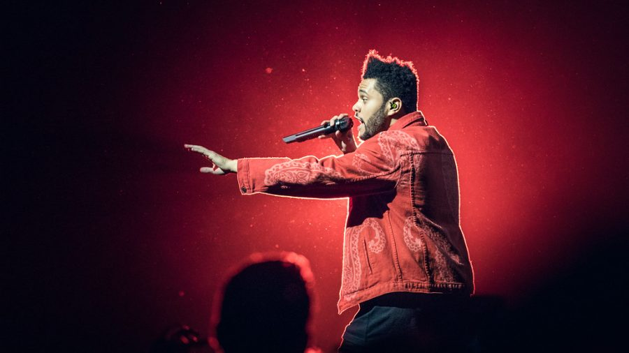 The Weeknd at Oslo Spektrum 2017
