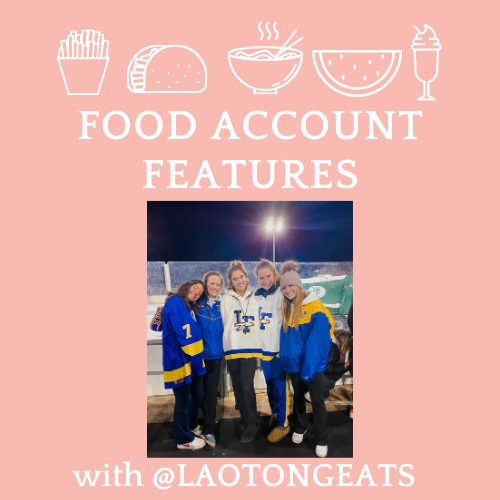 Food Account Features: