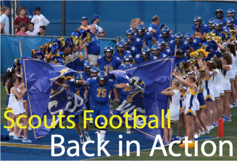 Everybody is Still Fired Up: After a Long Hiatus, Scouts are Excited to Get Back on the Practice Field