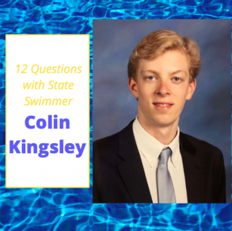 12 Questions: Colin Kingsley