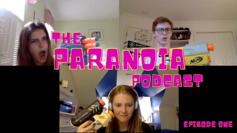 The Paranoia Podcast: Episode One