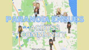 Students are using Snapchat's location tracker as their primary resource for finding their enemy team. Will it all come to an end given the recent turmoil?