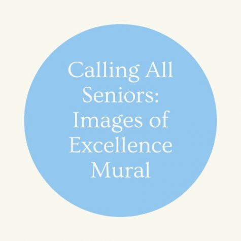 Calling All Seniors For The Images of Excellence Mural