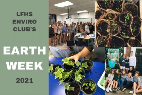 Enviro Club Seeks to Spread Environmental Awareness With 'Earth Week'