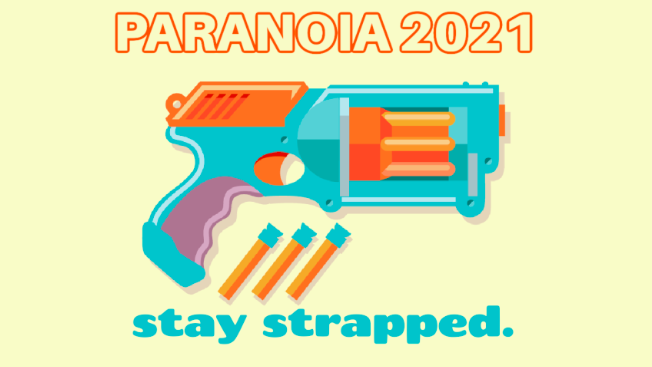 The Paranoia Begins Next Week