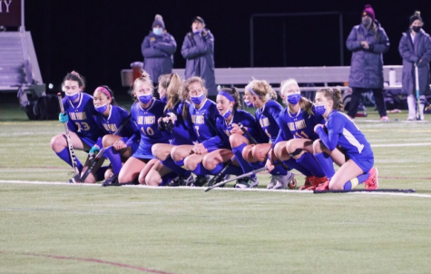 Girls Field Hockey Season Ends in COVID Chaos