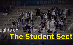 With Football Team Undefeated, Student Section Needs Improvement