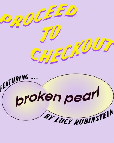Proceed to Checkout: Broken Pearl
