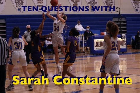 10 Questions with Sarah Constantine