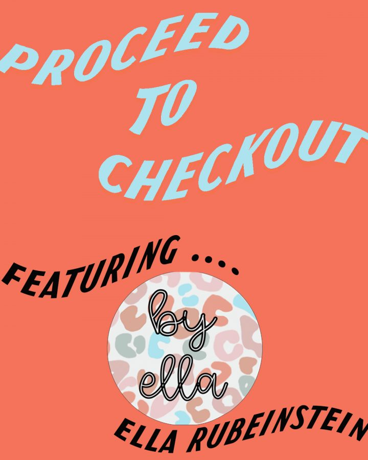 Proceed to Checkout: By Ella