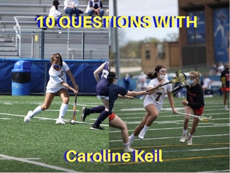 10 Questions with Caroline Keil