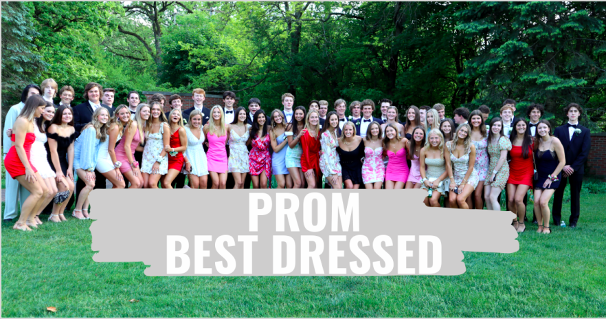 Prom Best Dressed 2021