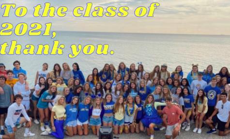 Thank You, Seniors