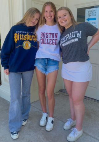 The Zarek triplets on Decision Day.