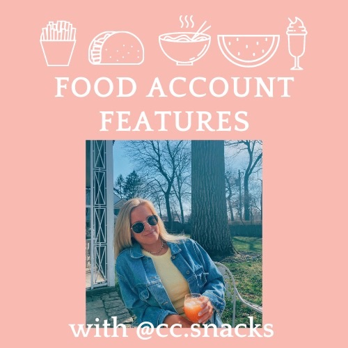 Food Account Features: cc.snacks