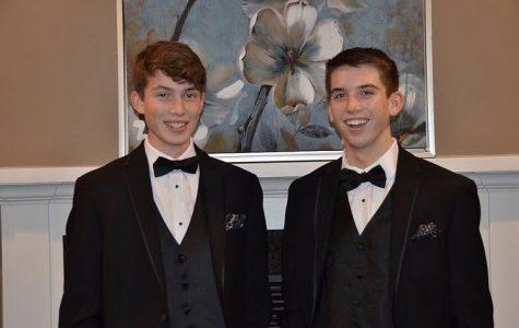 Tyler and Ryan McFadden