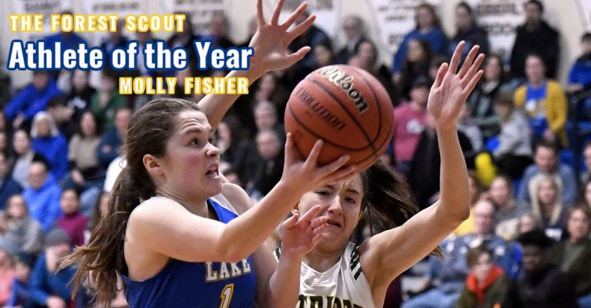 The Forest Scout's 2021 Female Athlete of the Year: Molly Fisher
