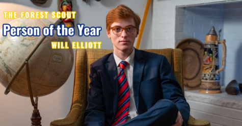 The Forest Scout's 2021 Person of the Year: Will Elliott