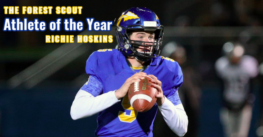 The Forest Scout's 2021 Male Athlete of the Year: Richie Hoskins