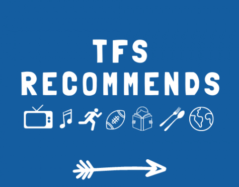 TFS Recommends with Lainey and Elsa
