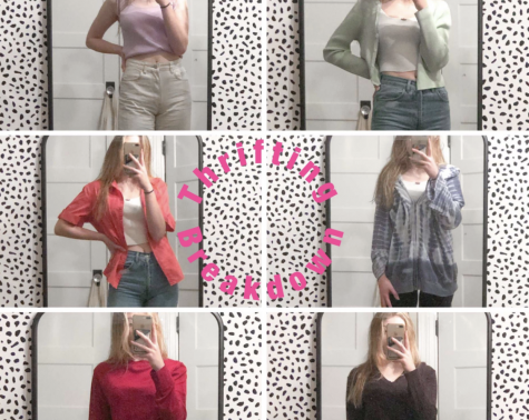 A Thrifting Breakdown