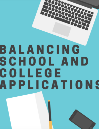 The Struggle to Balance School and College Applications