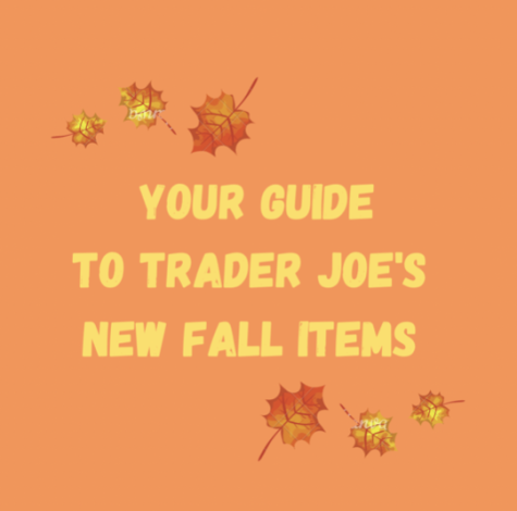 Your Guide to Trader Joes New Fall Items