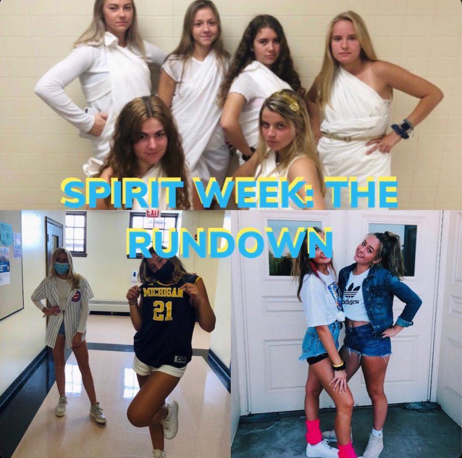 Spirit Week: The Rundown