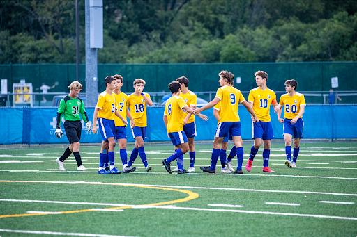 Boys Soccer Team Rebounds with Strong Season